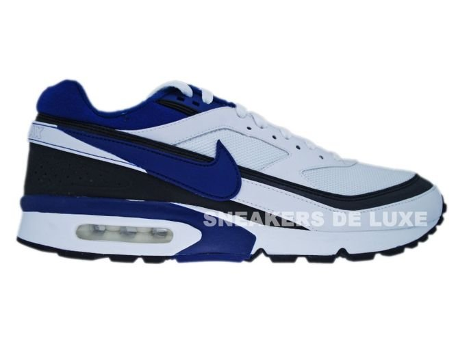 5c567ed3d2 358797-107 Nike Air BW Classic White/Deep Royal 358797-107 Nike \ mens