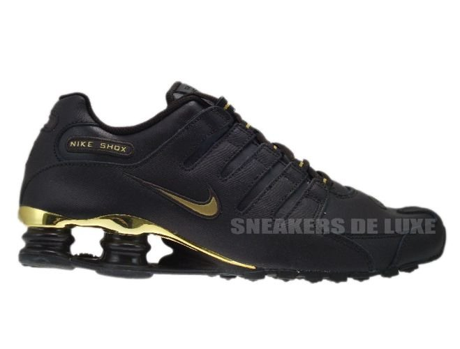 378341-200 Nike Shox NZ EU Velvet Brown   Metallic Gold 378341-200 ... fda05370c