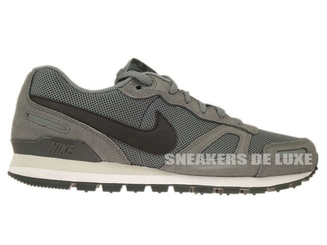 429628-017 Nike Air Waffle Trainer Cool Grey Black-Anthracite-Light Base ... 26bdcb604