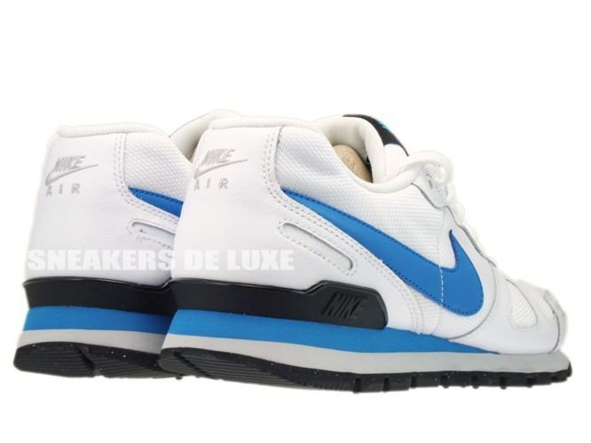 borde Manual Religioso  429628-107 Nike Air Waffle Trainer White/Neptun Blue-Neutral Grey-Black  429628-107 Nike \ mens