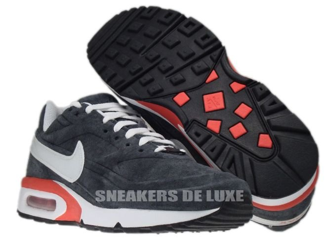 finest selection 6c2bb cff19 ... 505818-018 Nike Air Max BW Classic VT Anthracite White ...