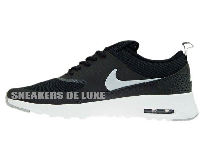 599409 007 Nike Air Max Thea BlackWolf Grey Anthracite