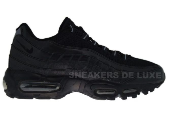reputable site 335a1 1f310 609048-004 Nike Air Max 95 Black Black-Flint Grey ...