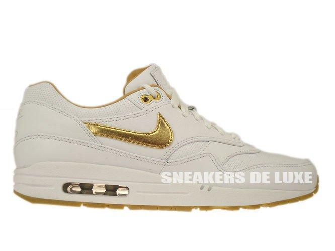 616315 102 Nike Air Max 1 FB Woven Sneakers de Luxe