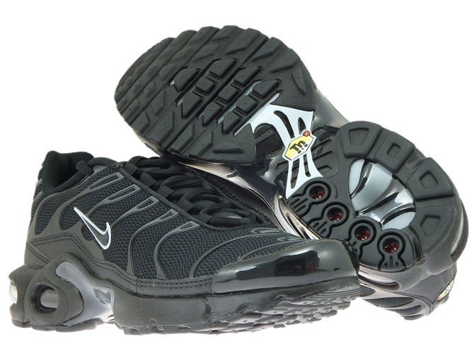 Nike Air Max Plus TN 1 Black Pure Platinum 655020 053