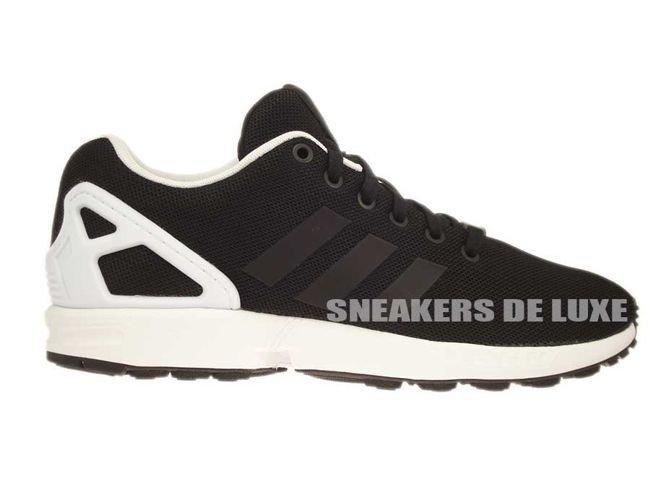 huge discount 641b4 e77a1 B34492 adidas ZX Flux Core Black   Core Black   Ftwr White ...