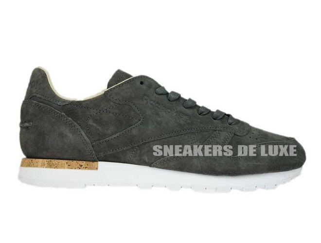 7b95a523868 BD1903 Reebok Classic Leather LST Urban Grey Stone White BD1903 ...