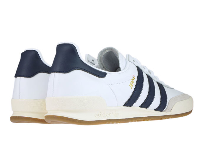 Adidas Jeans Navy White