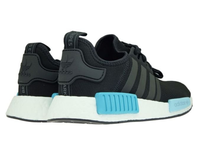 3f03d67b469 BY9951 adidas NMD R1 W Core Black Core Black Icey Blue BY9951 adidas ...
