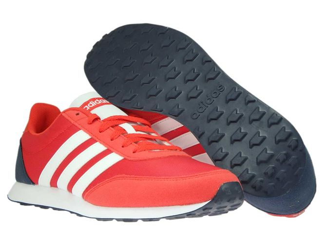 DB0430 adidas V Racer 2.0 NEO Core Red