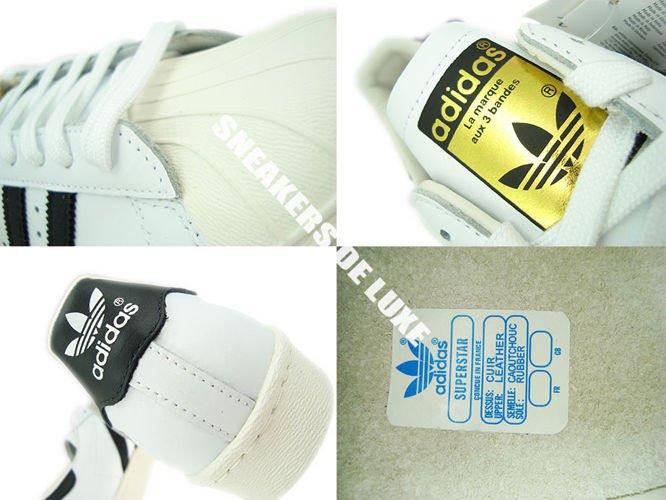 Adidas Trampki Damskie Adidas Superstar 80s Czarne 1Bia e