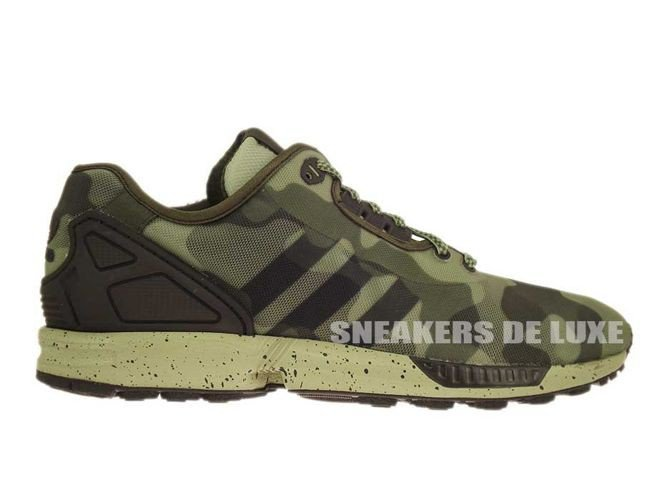 online store f5513 f4640 M19686 adidas ZX Flux Decon Camo Pack ...