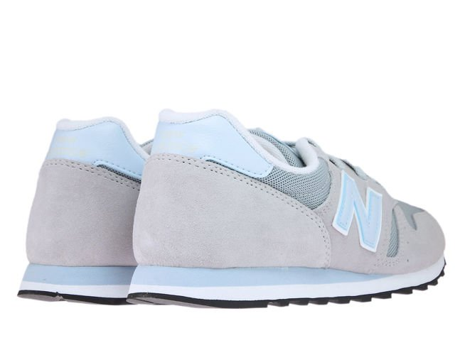 NEW BALANCE WL 373 LAA Women Schuhe Sneaker light aluminum