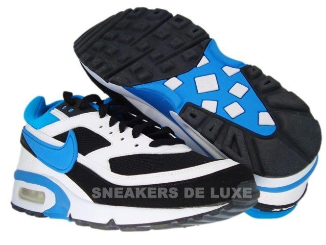 Nike Air BW Classic BlackBlue Lacquer White 358797 006