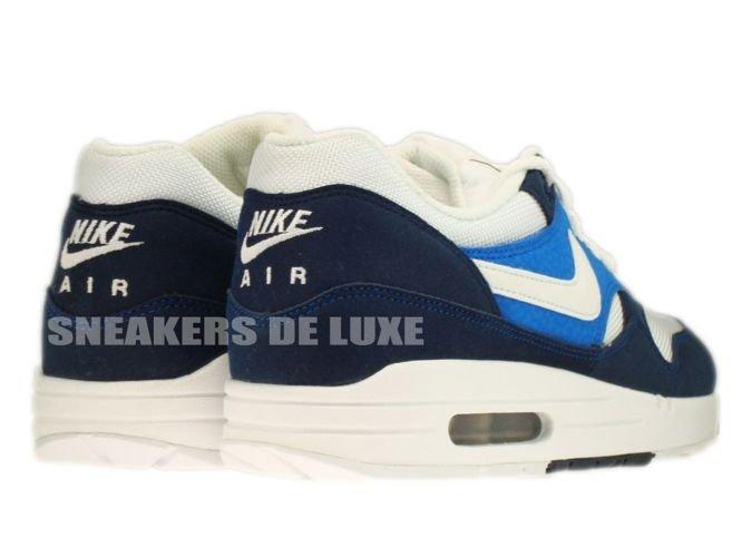 Nike Air Max 1 Midnight NavyWhite Soar Khaki 308866 407