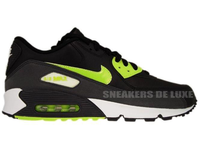 Nike Air Max 90 BlackGreyLime 309299 073 309299 073 Nike