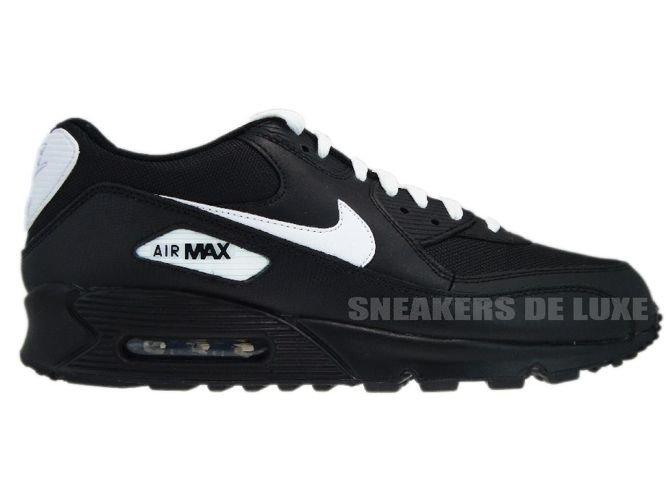 f1da3e54f6d Nike Air Max 90 Black White 309299-034 309299-034 Nike   mens