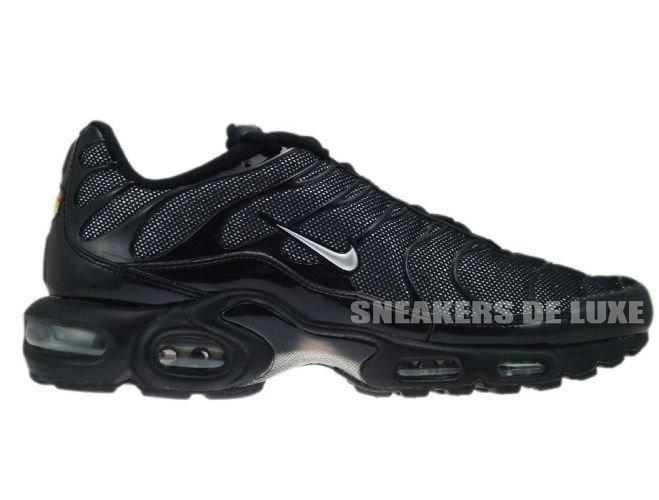 Nike Air Max Plus TN 1 Black/Metallic