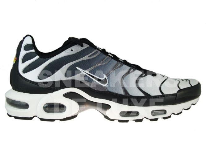 4244ed21dc Nike Air Max Plus TN 1 White/Black-White 604133-110 Nike \ mens