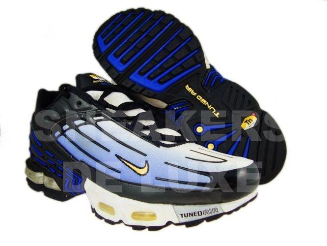 cheap for discount 9d204 19668 ... Nike Air Max Plus TN III 3 Hyper-BlueBlack Yellow 604201-472 ...