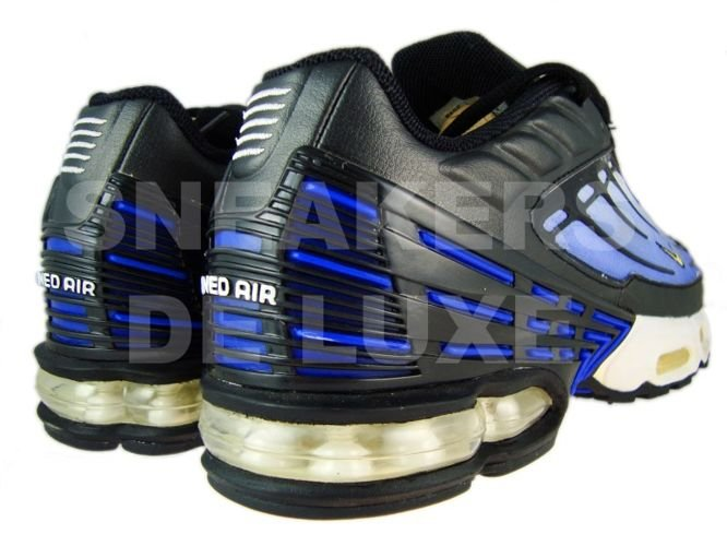 9ab1f3e51486 ... running shoes sneakers 56d69 66ff1  low price nike air max plus tn iii  3 hyper blue black yellow 604201 472 2d441