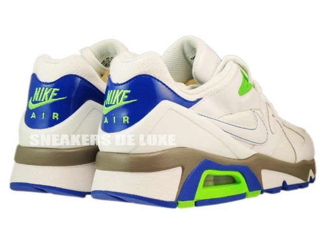 c7b9f2fd5444 ... Nike Air Structure 91 Triax White Electric Green Blue Sapphire 318088- 111 ...