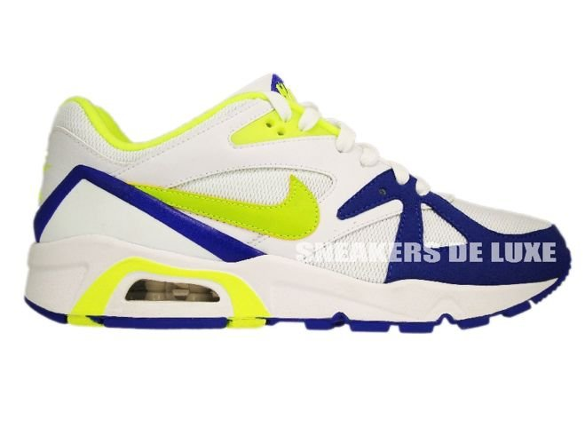4097a388a73a Nike Air Structure 91 Triax White Volt Persian Violet 318088-111 ...