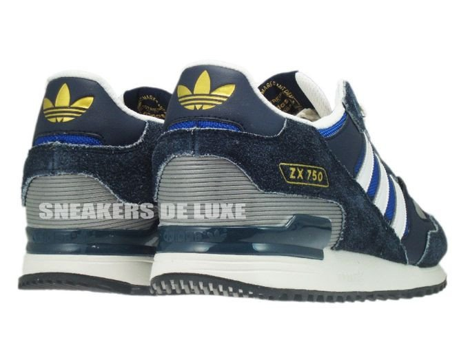 new product eabcd bf7d7 80b76 ac194  purchase q23655 adidas zx 750 originals legend ink true blue  running white b7674 79358