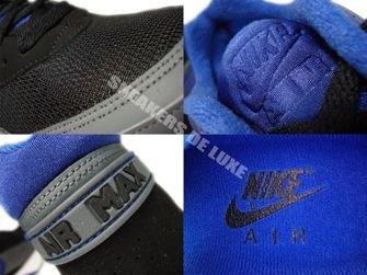 358797-041 Nike Air BW Classic Black/Deep Royal/Dark Grey
