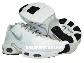 426882-101 Nike Air Max Plus TN 1.5 White/Metallic Silver