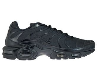 604133-050 Nike Air Max Plus TN 1 Black/Black-Black