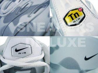 604133-106 Nike Air Max Plus TN 1 White/Grey-Black
