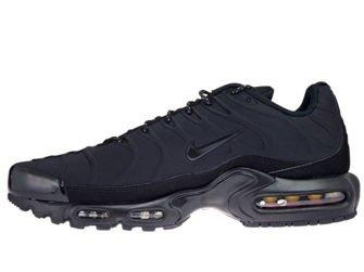 918240-002 Nike Air Max Plus TN SE Black/Black-Black