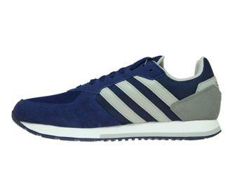 B44669 adidas 8K Dark Blue/Grey Two Grey Three