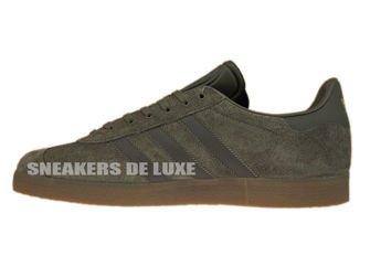 BB2754 adidas Gazelle Utility Grey / Utility Grey / Gum