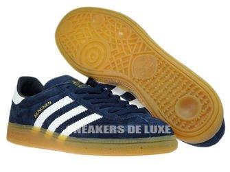 BB5297 adidas München Collegiate Navy/Footwear White/Gum