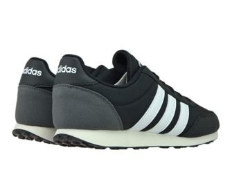 BC0106 adidas V Racer 2.0 NEO Core Black/Solar Red/Ftwr White