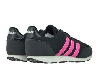 BC0112 adidas V Racer 2.0 NEO Core Black/Shock Pink/Chalk White