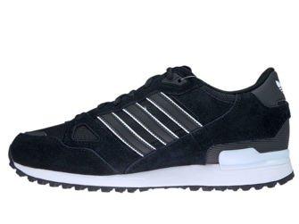 BY9274 adidas ZX 750 Core Black/Core Black/Footwear White