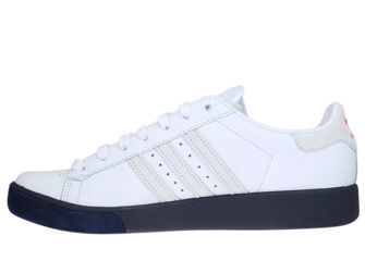 CQ2083 adidas Forest Hills Ftwr White/Gold Met/EQT Yellow