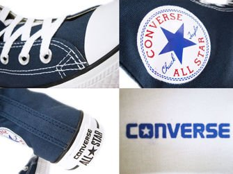 Converse Chuck Taylor All Star HI M9622 Navy