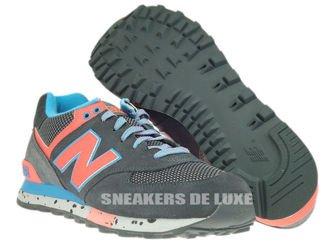 ML574DGB New Balance 574 Grey / Blue