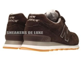 new balance 574 uomo gum pack