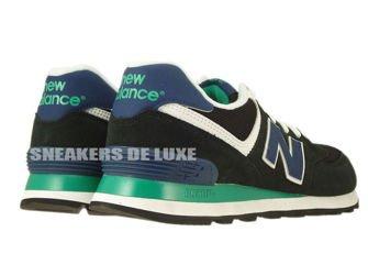 ML574MON New Balance Black / Blue