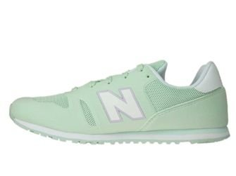 New Balance KD373P2Y Pastel Green with White