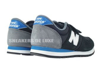 New Balance KE420BAY Black / White