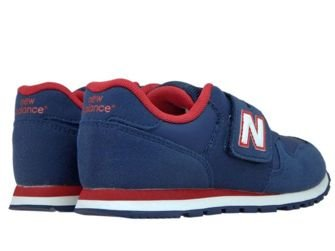 New Balance KV373NDY Navy/White/Red