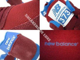 New Balance M373SRB Red / Blue