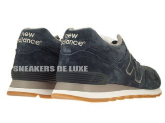 New Balance ML574FSN Gum Pack Navy