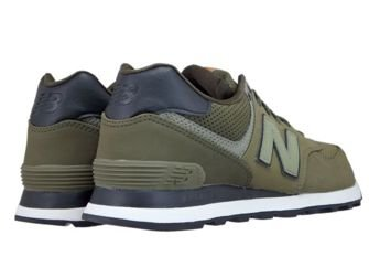 New Balance ML574GPD Triumph Green / Military Dark Triumph